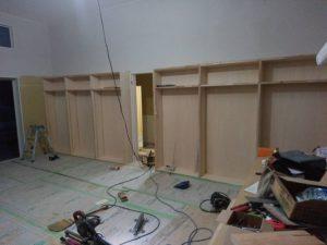 森下工務店 造作本棚