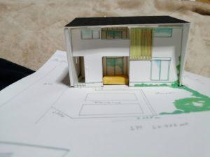 森下工務店 模型